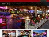 Queen Vic Website Screenshot
