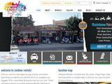 Rainbow Rentals Website Screenshot