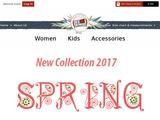 Red Hot Peppers Website Screenshot