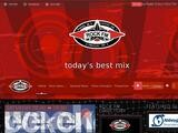 Rock FM Cyprus Website Screenshot