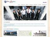 Sans Frontieres Catering Services Ltd Website Screenshot