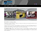 Sofokleous Signs Website Screenshot