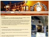 Stamna Tavern Website Screenshot