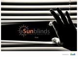 Sunblinds Shading Solutions Website Screenshot