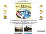 Sun Camero Apartments Website Screenshot