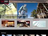 Texnooikia Website Screenshot