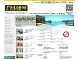 Vilanos Real Estate Agents Ltd Website Screenshot