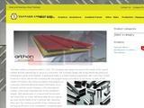 Yiannakis Andreou Ltd Website Screenshot