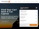 Z&X Drivers Rentals Website Screenshot