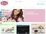 Zita Dairies Ltd Website Screenshot