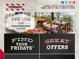 Fridays Cyprus Website Screenshot
