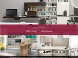 CMC Living Website Screenshot