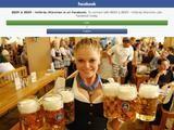 BEER & BEER - Hofbrau Munchen Website Screenshot