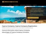 Worldwide Incorporation Services Website Screenshot