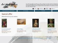 Yacoubian Art Website Screenshot