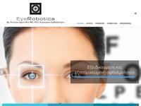 Cyprus Refractive Laser Center Website Screenshot