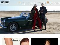 Hyper Website Screenshot