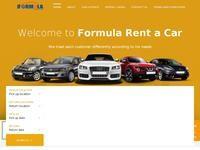 Formula Rent A Car