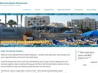 Nissiotis Beach Restaurant