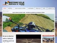 TT Motorcycle Rentals & Tours in Paphos