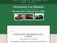 Streetwise Car Rentals