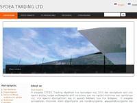 Sydea Website Screenshot