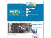Tasmaria Website Screenshot