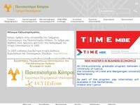 University of Cyprus Economics