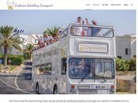 Exclusive Wedding Transport