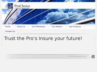 PROCHOICE INSURANCE AGENCIES LTD
