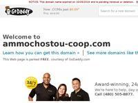 Coop Ammochostou Website Screenshot