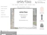 Celestivo Website Screenshot