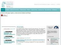 Clerides Legal Website Screenshot