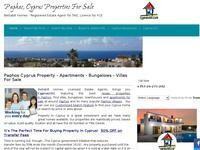 Cyprus 101 Website Screenshot