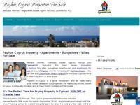 Cyprus 101 Website Screenshot