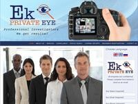 Cyprus Investigator Website Screenshot