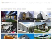 Epitessera Architects Website Screenshot