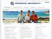 Frederick University Cyprus