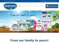 N. TN. Kouroushis Ltd Website Screenshot