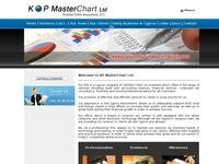 KP MasterChart Ltd Website Screenshot