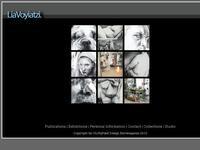 Lia Voyatzi Website Screenshot
