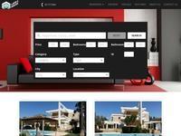 Look4House Website Screenshot
