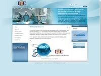 Lyssiotis Trading Corporation Website Screenshot
