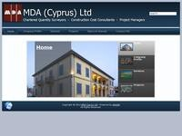 MDA Management Consultants Ltd Website Screenshot
