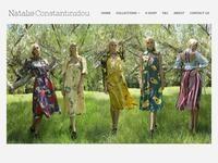 Natalie C Website Screenshot
