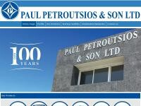 Pavlos Petroutsios