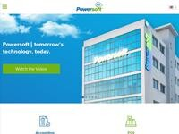 PowerSoft Computer Solutions Ltd Website Screenshot