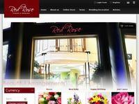RedRose Flower Shop