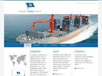 Reederei Nord Ltd Website Screenshot