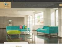 Rio Gardens Hotel Apartments Website Screenshot